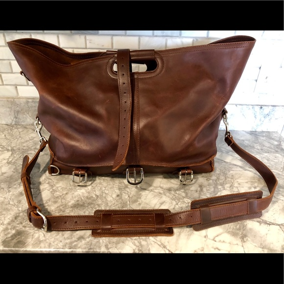 0272abf3bc Saddleback Leather water bag  duffel bag. M 5ba293053e0caaf0be331318